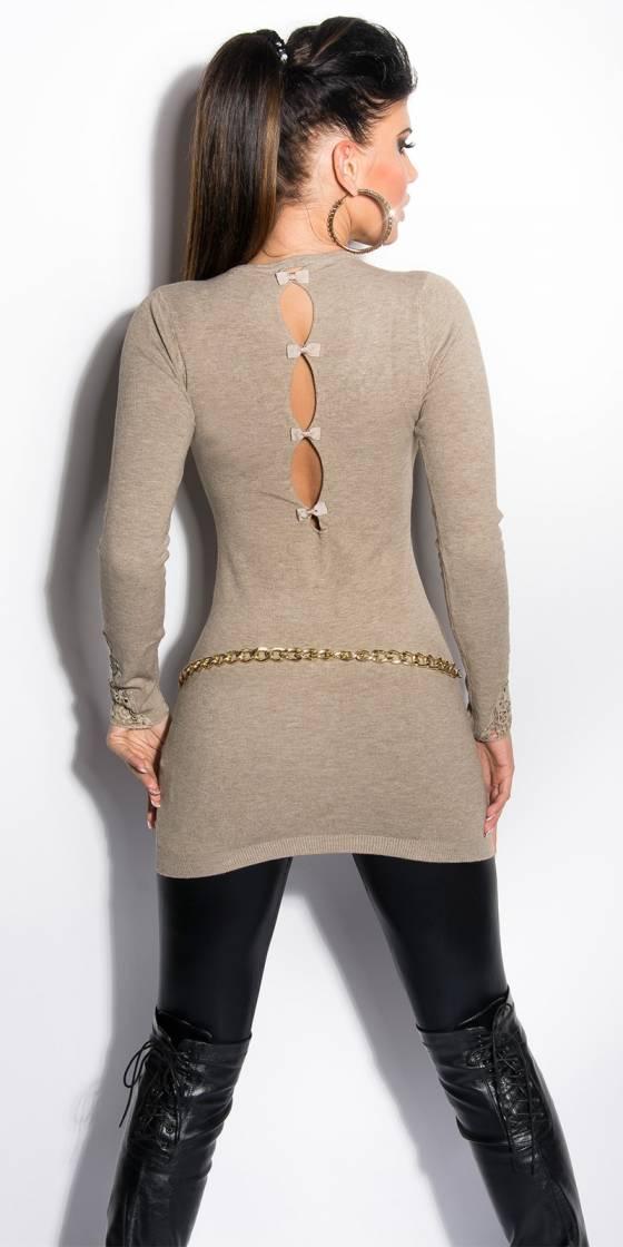 Sexy KouCla Longpsweater...