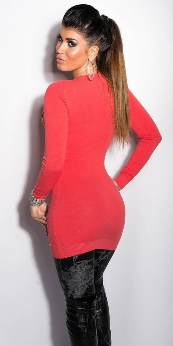 Sexy KouCla long-sweater...