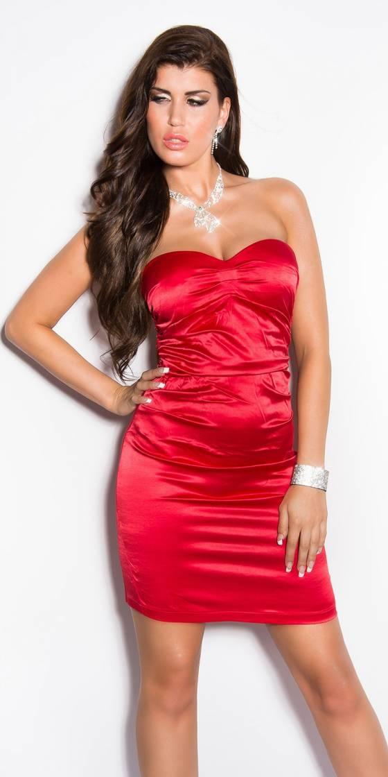 Top fashion glamour CELIA couleur bleu royal