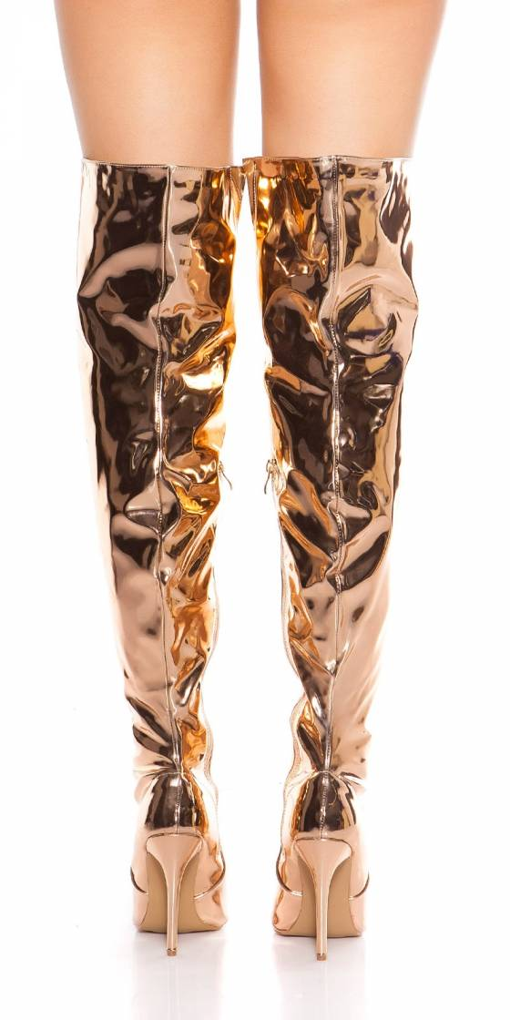 Leggings fashion tendance PALOME couleur noir