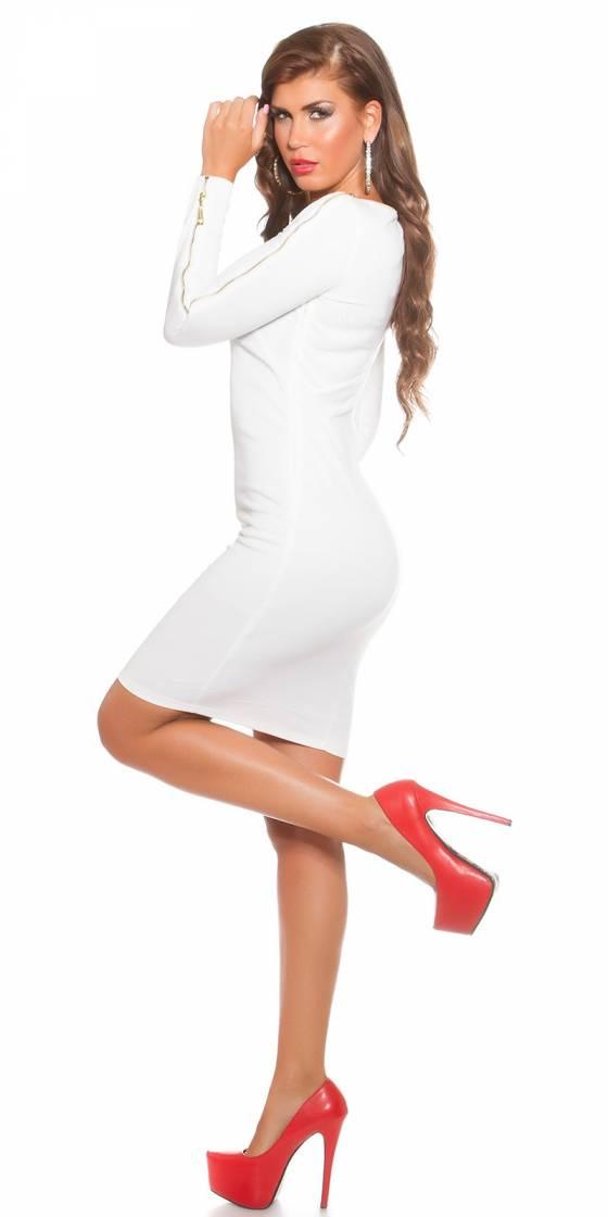 Top fashion tendance NELLY couleur blanc