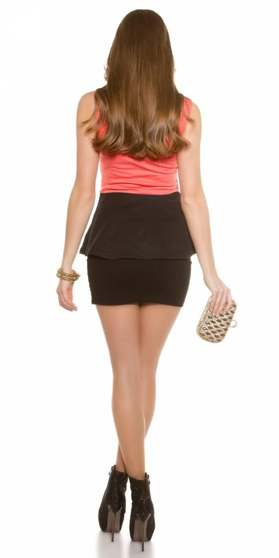 Top fashion tendance NELLY couleur corail