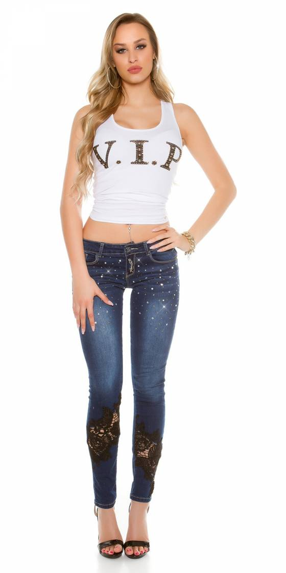 Sexy KouCla push-up jeans...