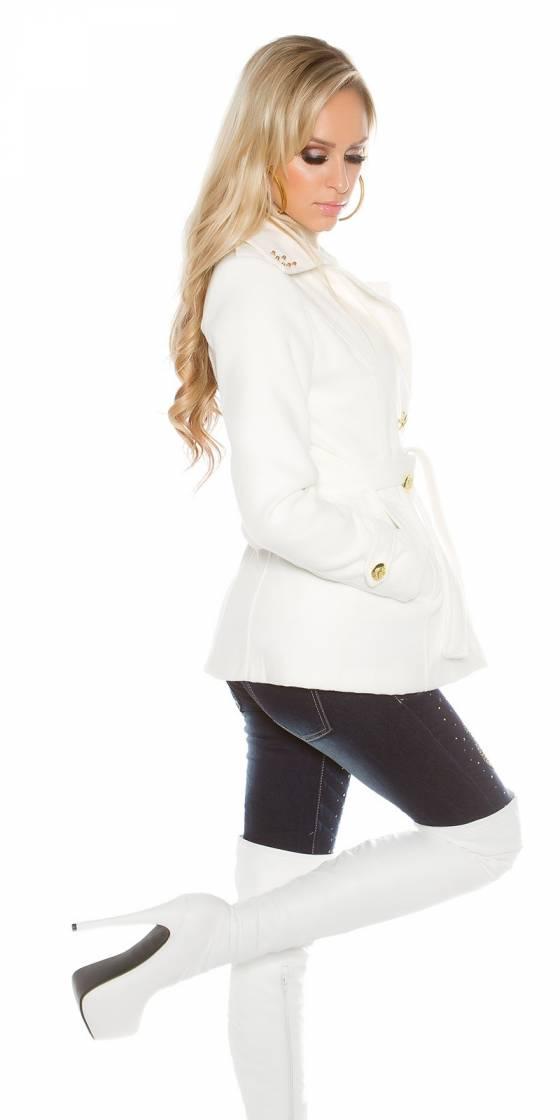 Long-pull fashion glamour KATE couleur blanc