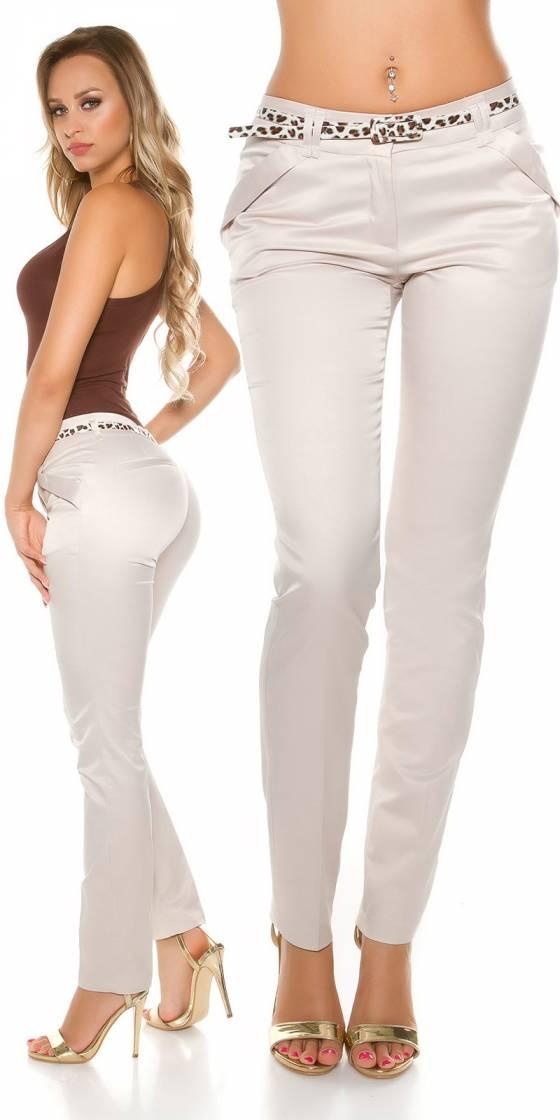 Pantalon sexy avec ceinture...