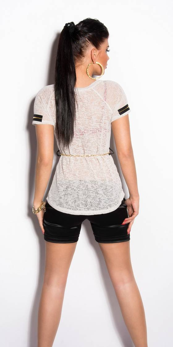 Sexy KouCla crochet shirt...