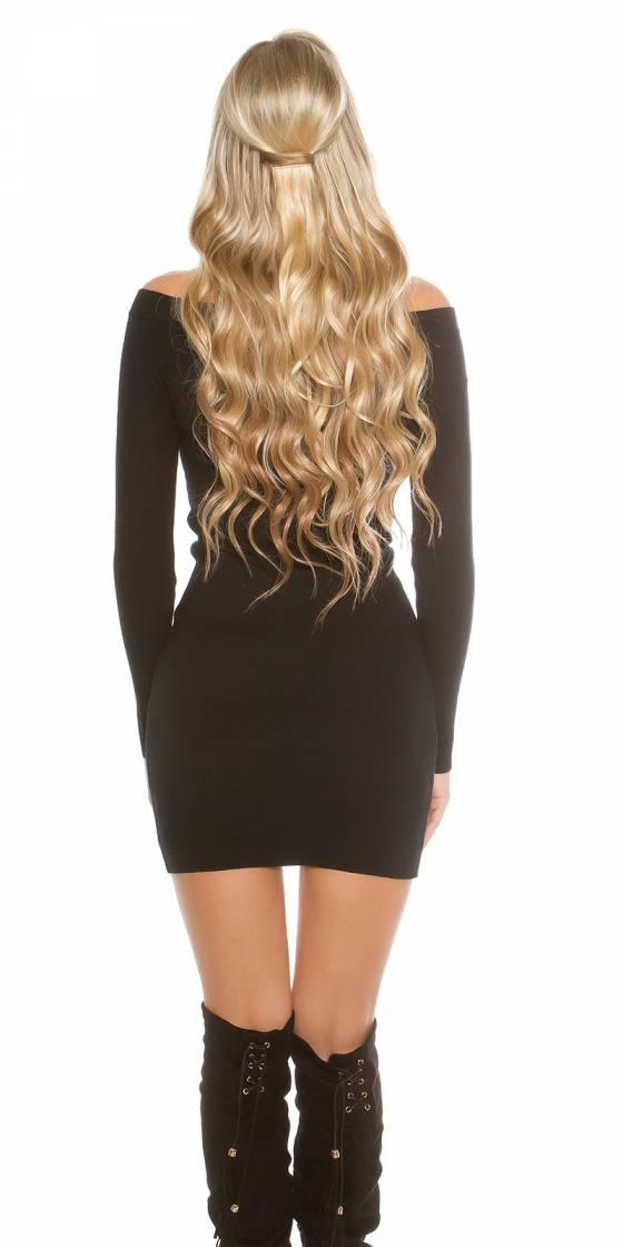 Sexy KouCla fine knit Dress
