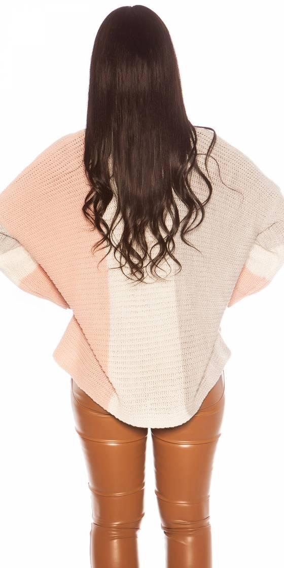 Pull tendance en tricot