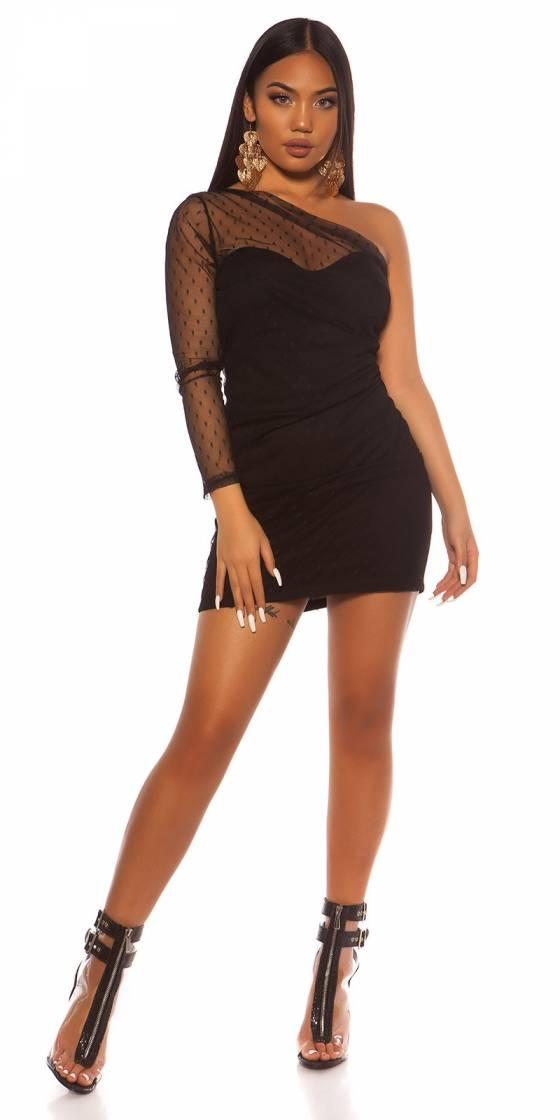Jeans sarouel fashion tendance CANDICE couleur noir