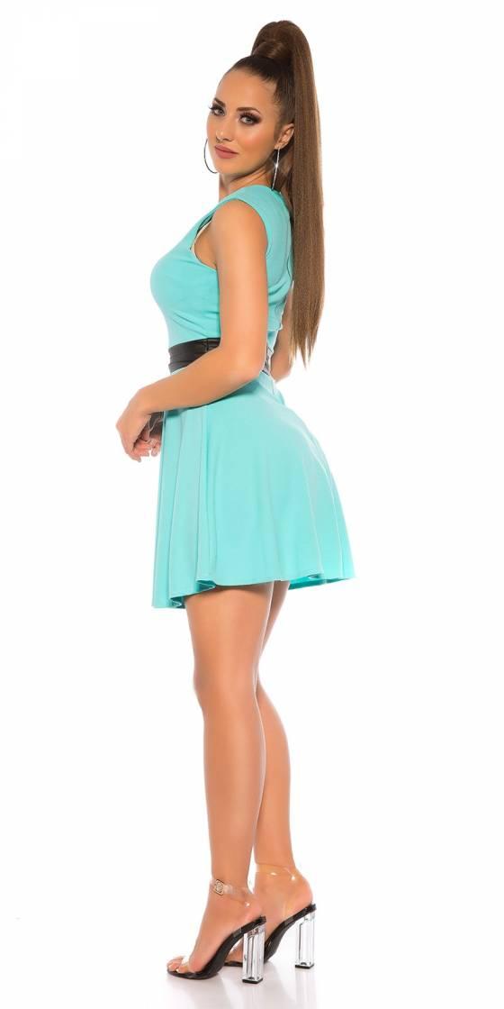 Trendy KouCla Mini Dress...