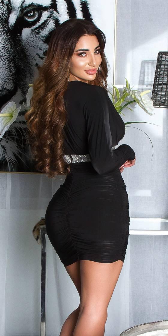 Sexy KouCla minidress w....