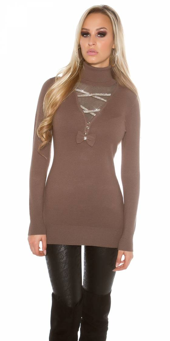 Trendy Koucla pullover with...