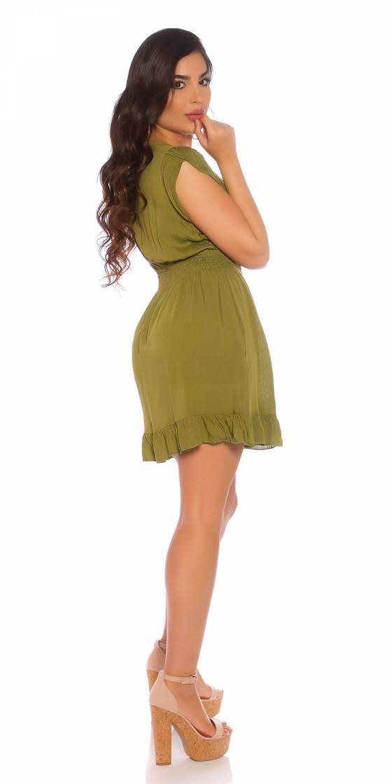 Sexy Latin Summer Minidress