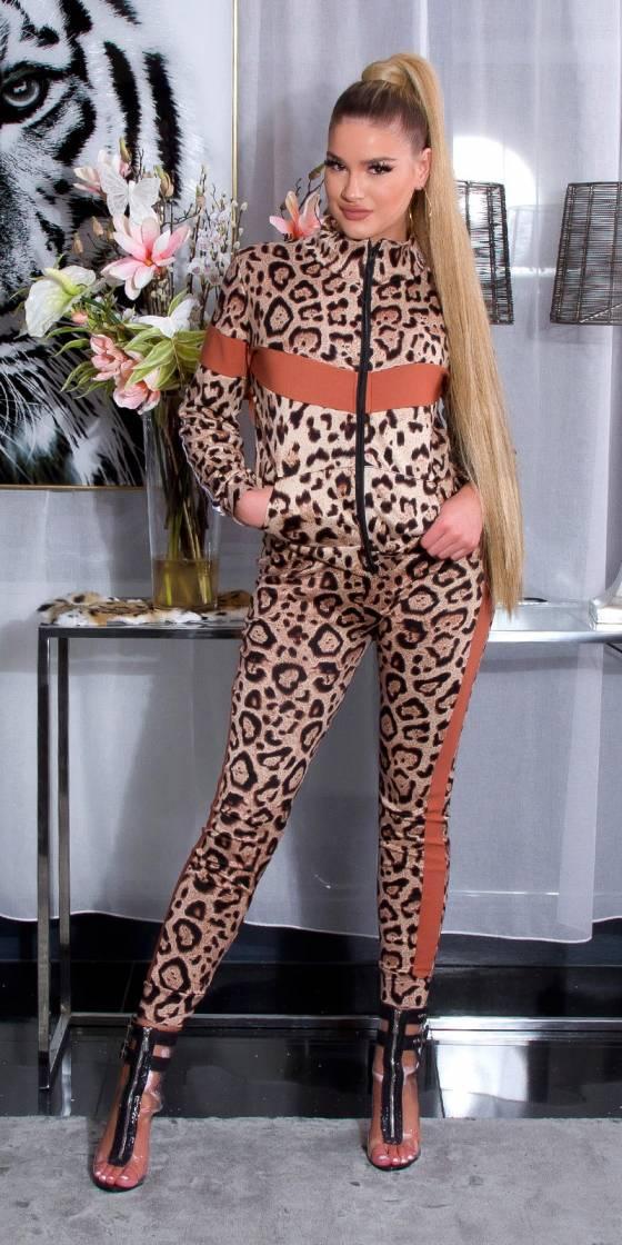 Trendy Nici Fitness suit Leo