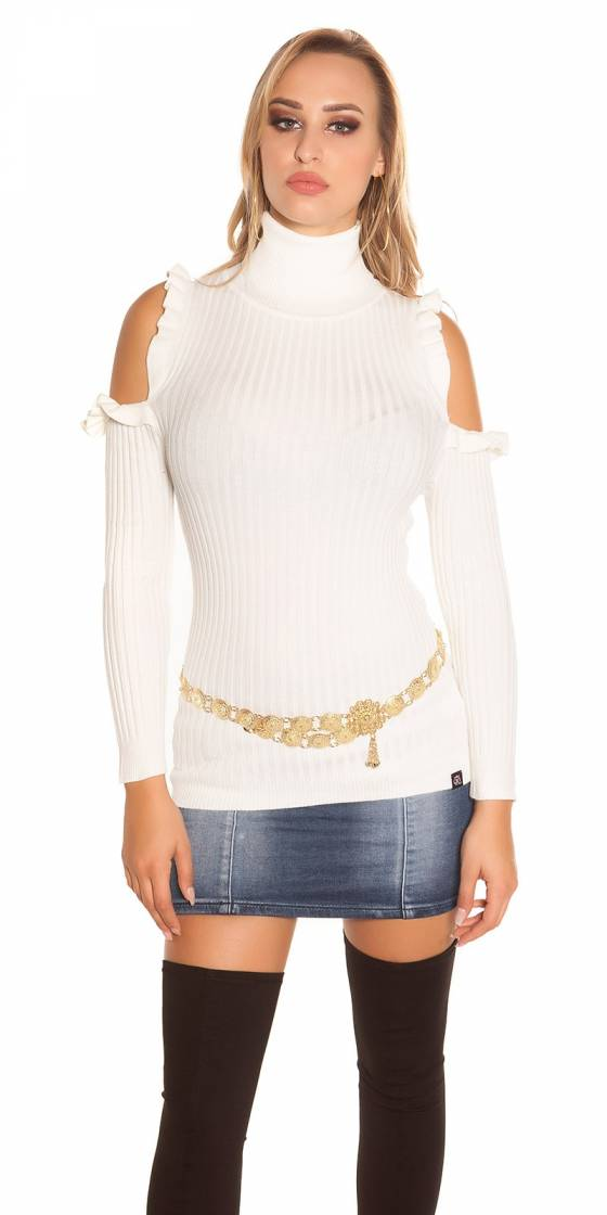 Trendy KouCla turtleneck...