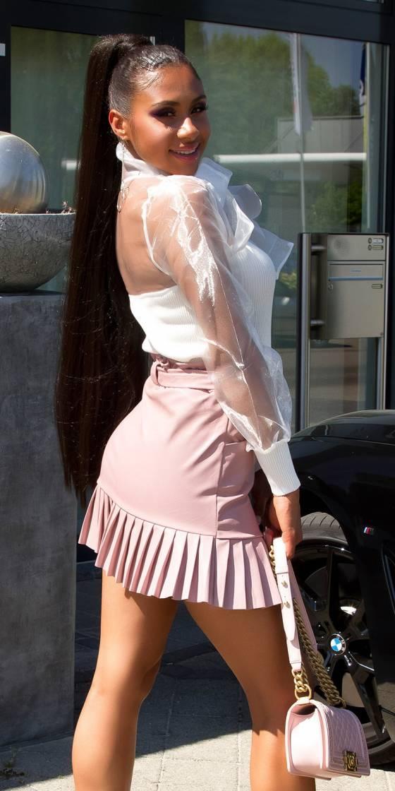 Sexy Fashionista Highwaist...