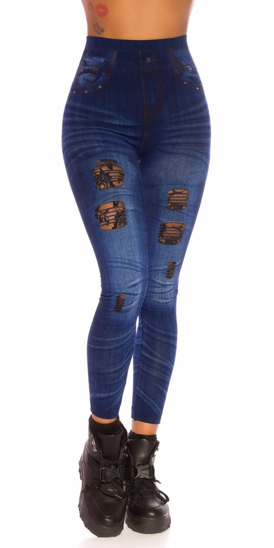 Legging look jeans sexy...