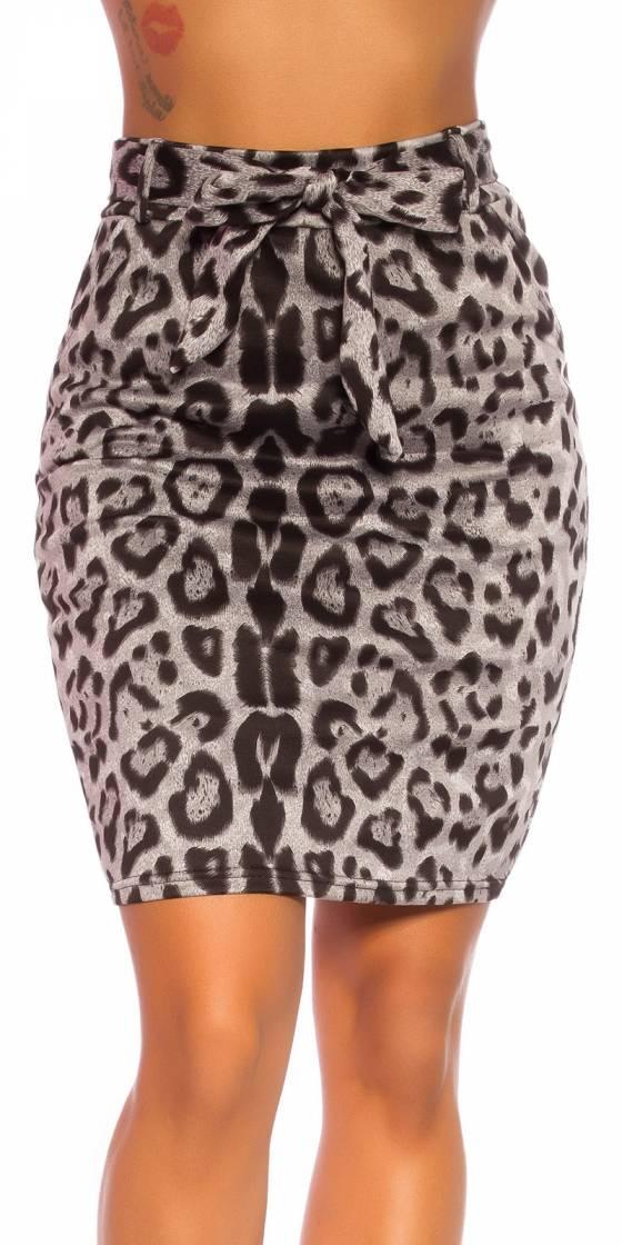 Sexy Highwaist Skirt with...