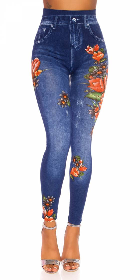 Jegging sexy à taille haute...