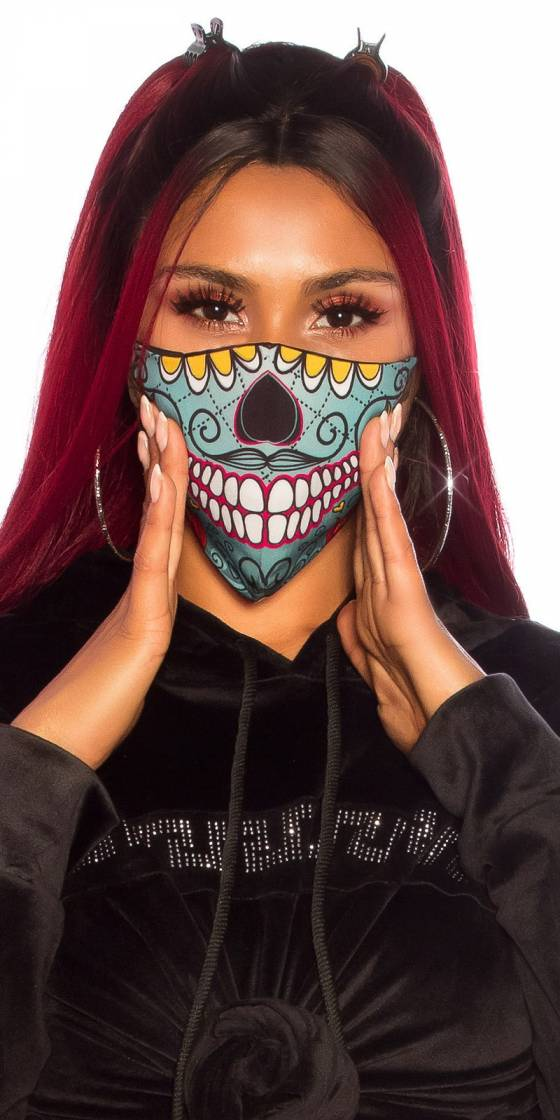 "Trendy washable Mask ""dia..."