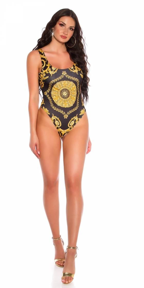 Sexy Luxury-Look Swimsuit...