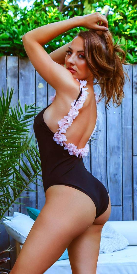 Sexy Swimsuit with cute...