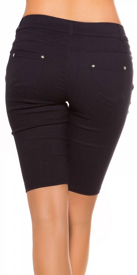 Bermuda en jeans tendance...