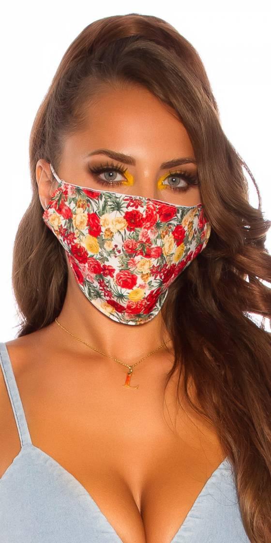5 pieces washable Masks...