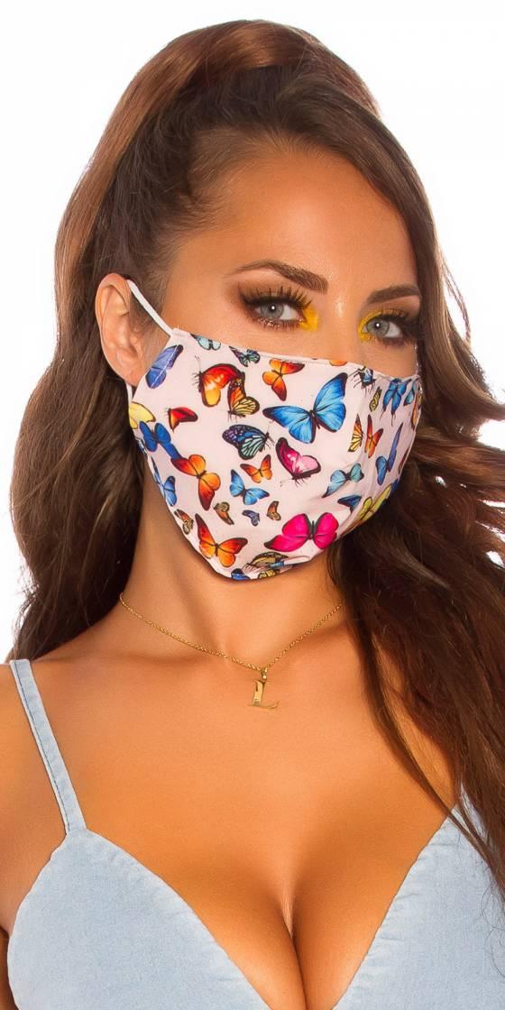 4 pieces washable Masks...