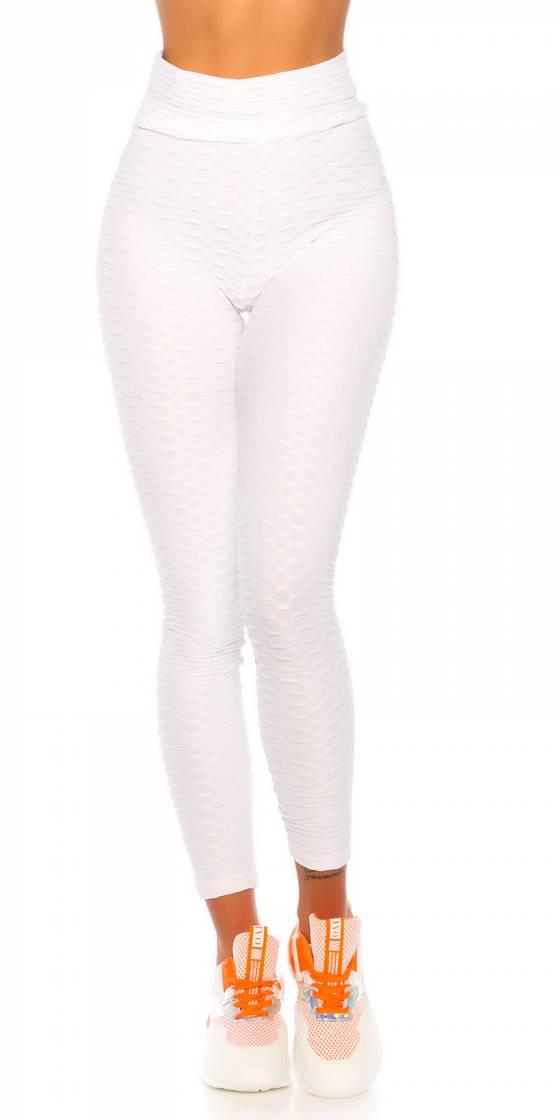 Ensemble fashion gogo ANGELINA couleur blanc