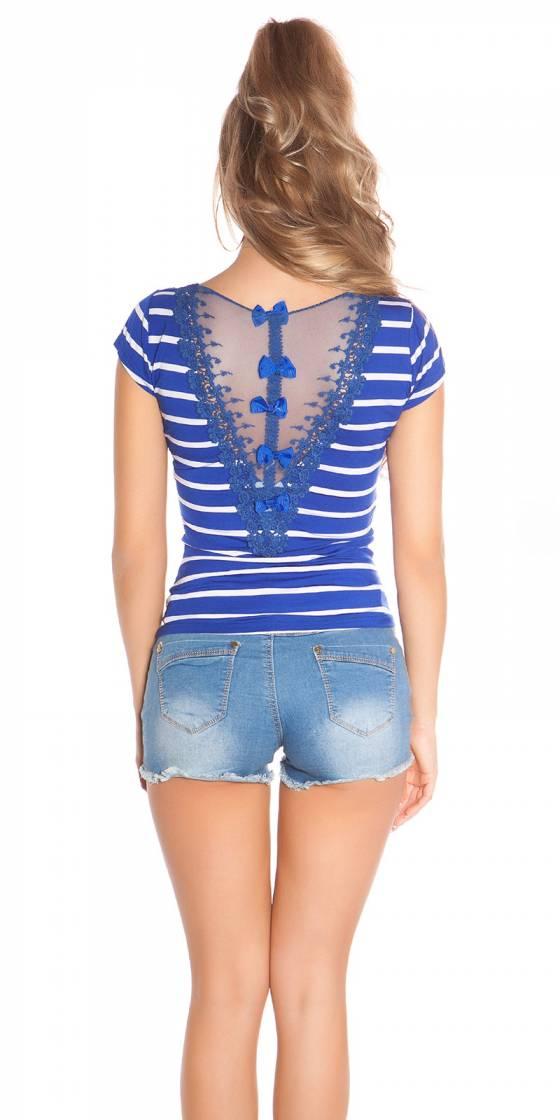 T-shirt sexy KouCla avec...