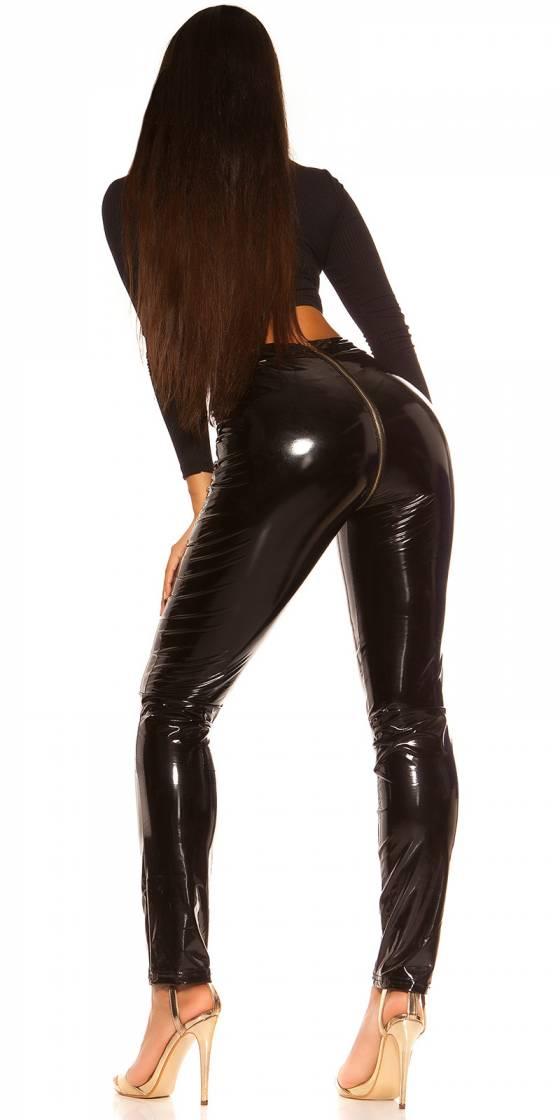 Sexy KouCla Wetlook Pants...