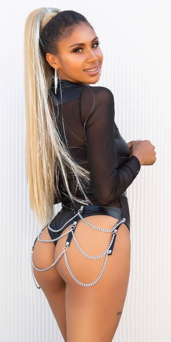 Sexy Festival-Style chainbelt
