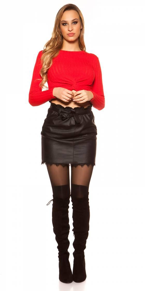 Bikini Tendance Fashion CLARIS couleur rouge
