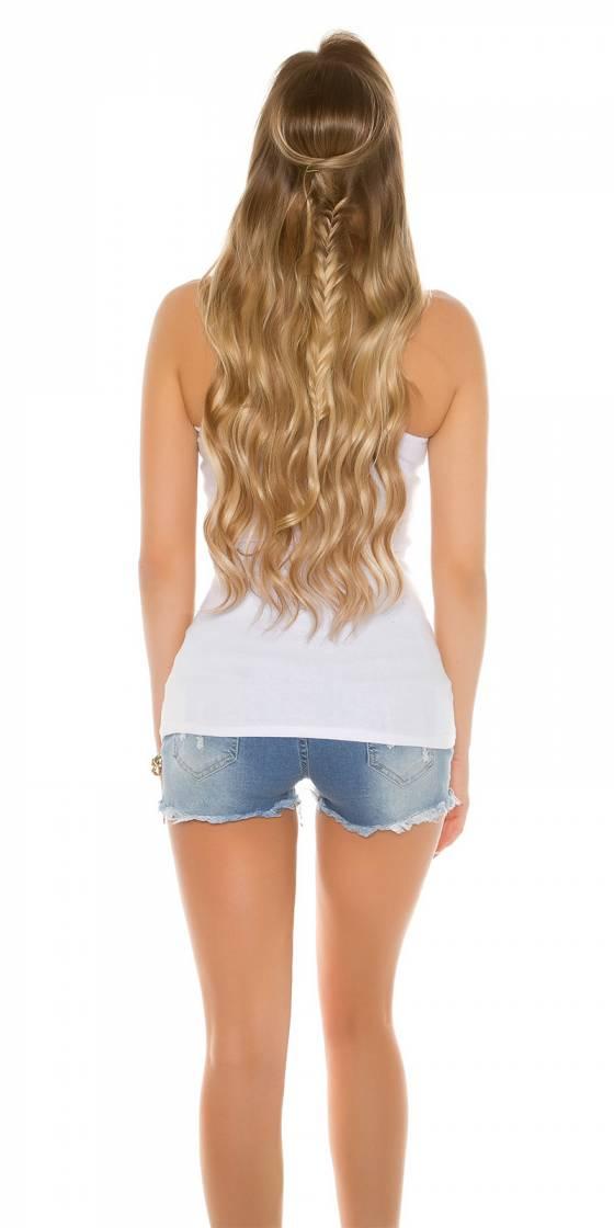 Bikini tendance fashion JULIA couleur blanc