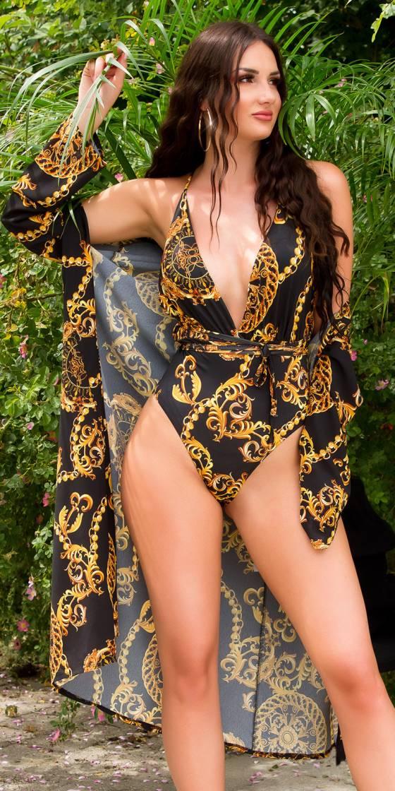 Monokini sexy de luxe