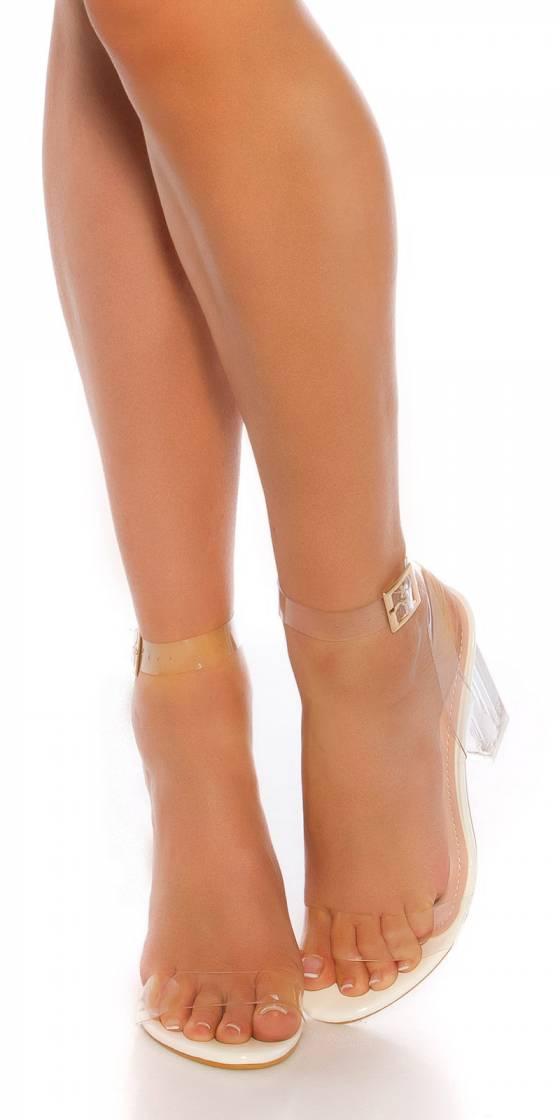 Sexy High Heel transparent...