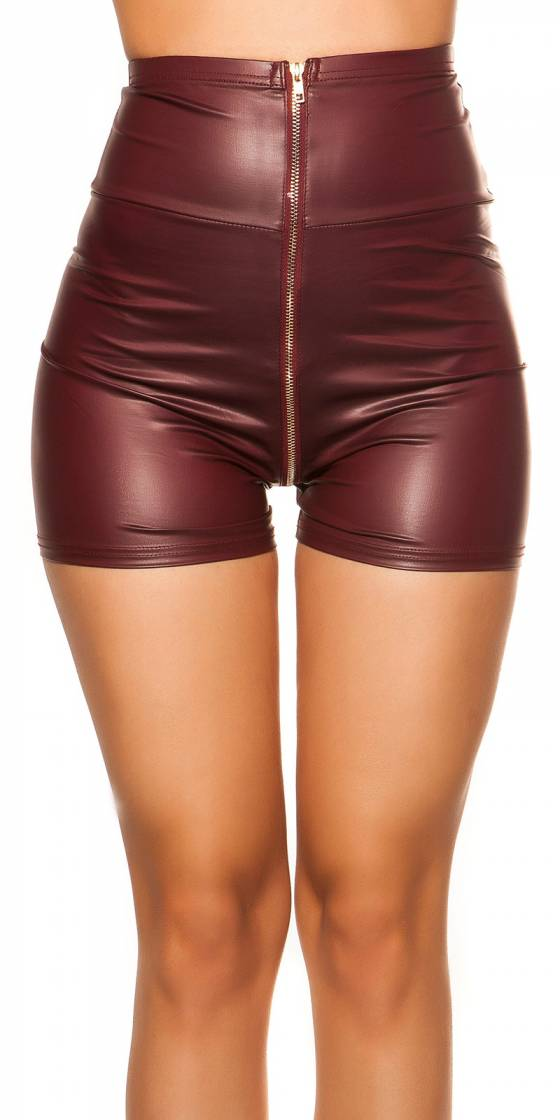 Short sexy taille haute...