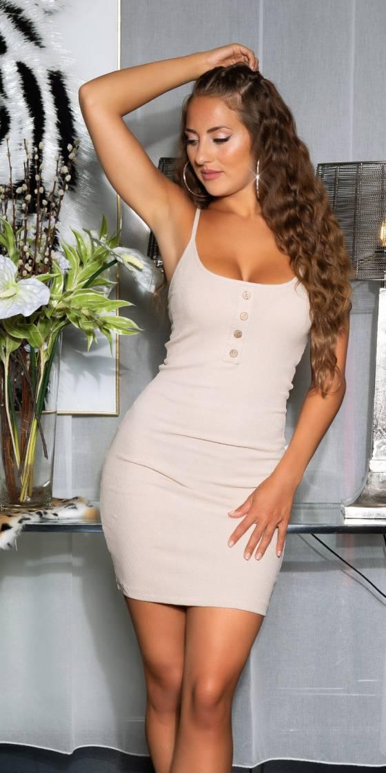 Sexy mini dress with...