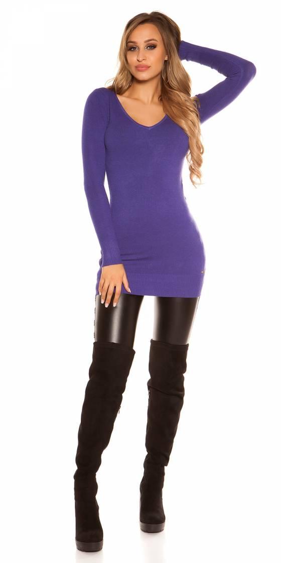Top femme tendance fashion ALINA couleur noir