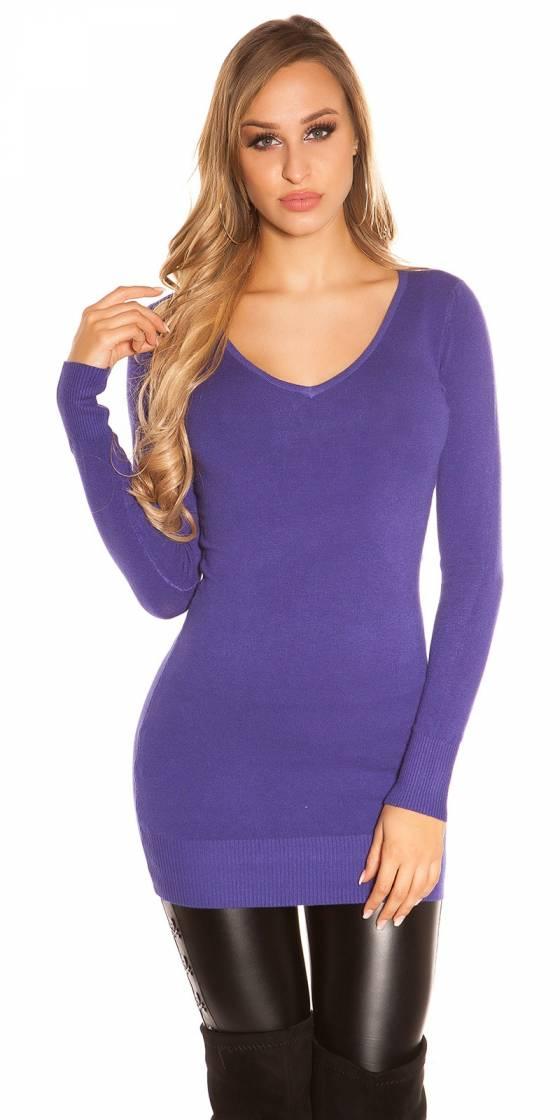 Top femme tendance fashion ALINA couleur violet