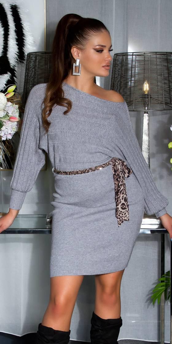 Robe tricot fashion...