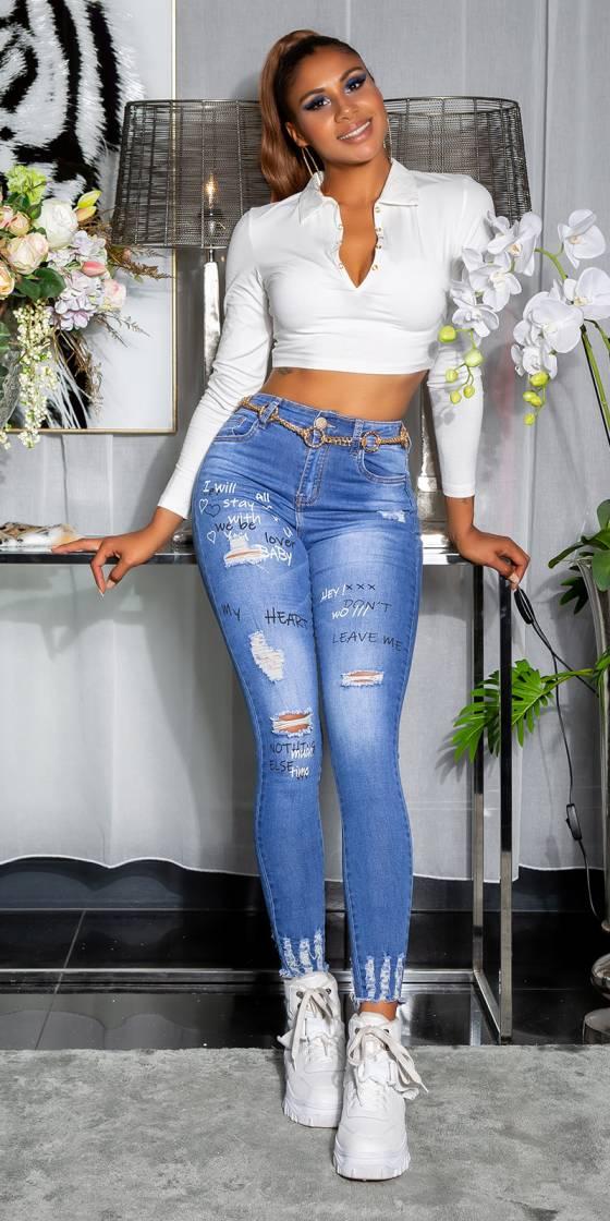 Sexy Skinny  My Heart  Jeans