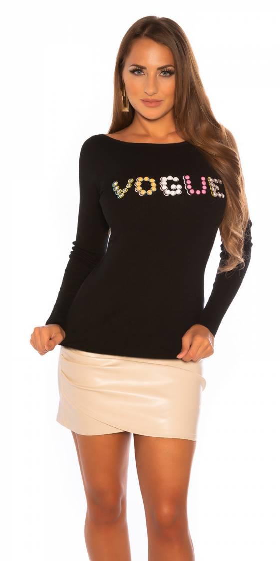 Sexy  VOGUE  Sweater