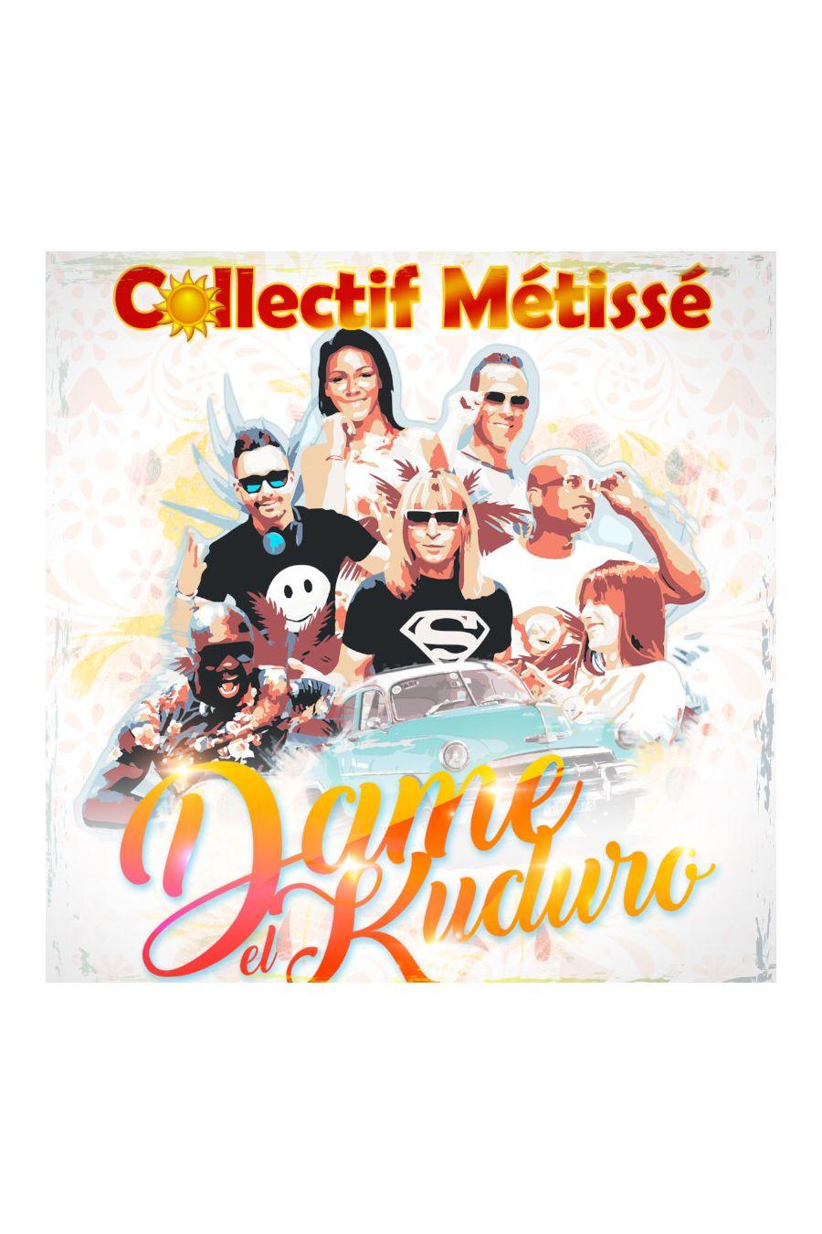 CD Collectif Métissé OFFERT dès 79 euros d'achat