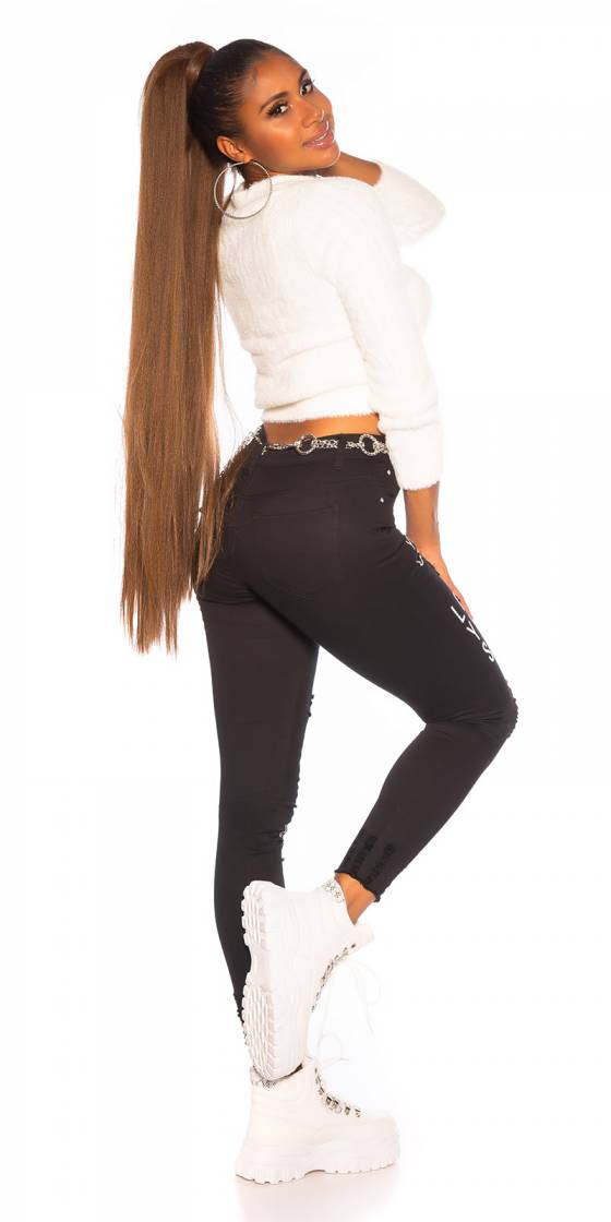Jeans skinny sexy LOVE YOUR...