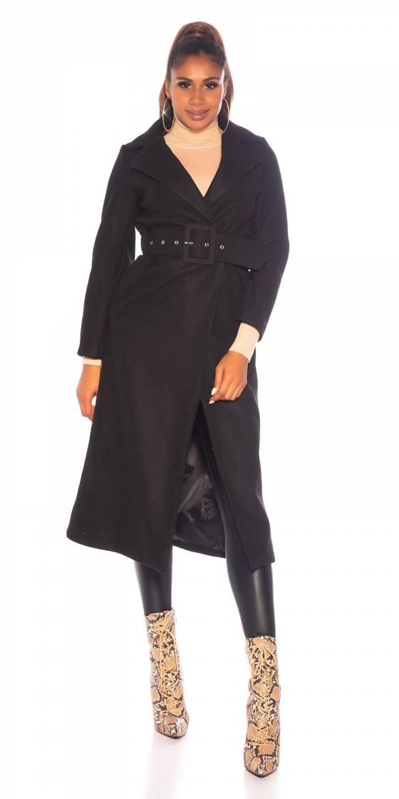 Trendy Koucla Long Coat...