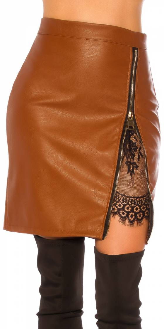 Sexy Koucla Leather Look...