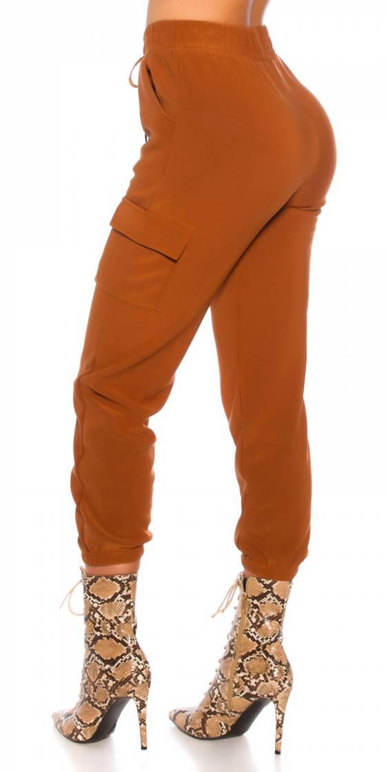 Pantalon thermo tendance