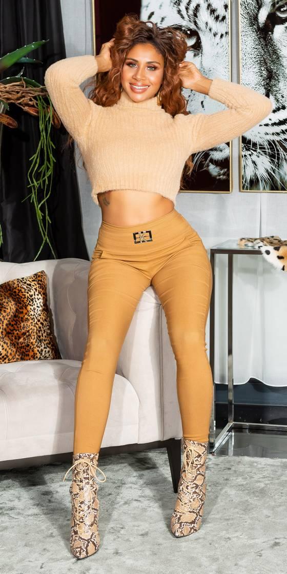 Pantalon skinny fashion...